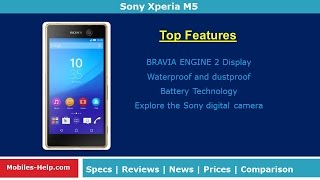 Download Sony Xperia M5 - Special Features 3Gp Mp4
