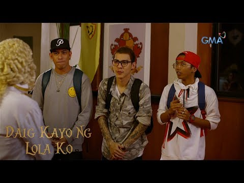 Daig Kayo Ng Lola Ko: Welcome to ExB Academy!