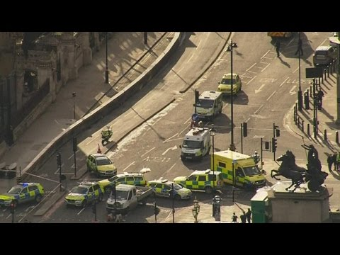 London attacker described as either crazy or prepared to die for a cause