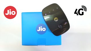 JioFi 2 Wireless Portable Hotspot Review (Jio 4G) : Setup, SpeedTest & Change WiFi Name And Password