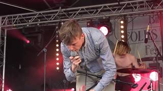 THE FLASHERS en Live au Binic Folks Blues Festival 2017