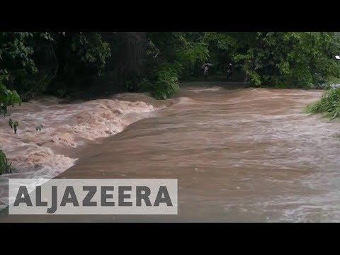 Scores killed in Sri Lankan floods and landslides
