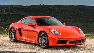 Porsche 718 Cayman S Manual - One Take