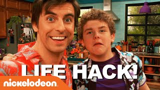 Henry Danger   'Life Hacks with Sean Ryan Fox' Official Clip   Nick