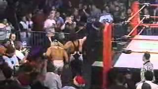 TNA Jeff Jarrett vs. Sting