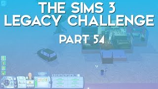 The Sims 3 Legacy Challenge Part 54: Tree House Of Wonder!