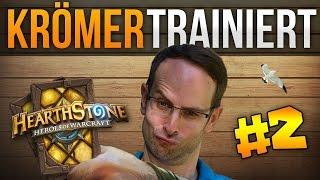 Hearthstone: Krömer trainiert #2