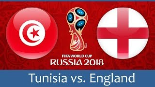 Tunisia v. England
