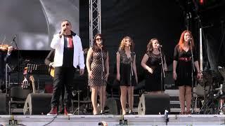 Ovidiu Komornyik si OK Band - Maria, Maria (Concert Parcul Herastrau)