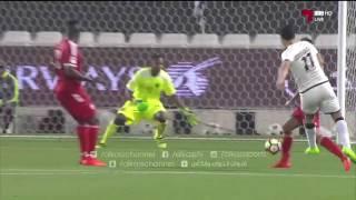 اهداف المباراة : السد 7 - 0 العربي دوري نجوم قطر