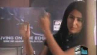 LIVING ON THE EDGE Waqar's Den Auditions Episode 1 Part 5 14th JAN 2010