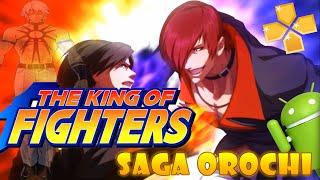 [PPSSPP] The King Of Fighters: La Saga de Orochi || Juego Clásico