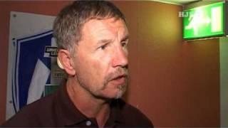 HJK TV: Stuart Baxter