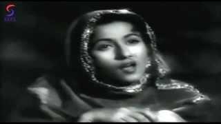Mat Samjho Neer Bahati Hoon - Lata Mangeshkar - NAATA - Madhubala, Abhi Bhattacharya