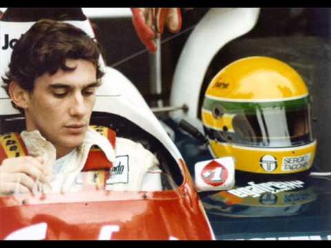Ayrton Senna 至上の愛とともにさらばアイルトンセナ挿入曲 サントラ