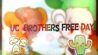 Uc speedpaint- Brothers free day