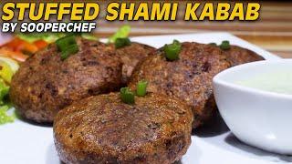 Stuffed Shami Kabab Recipe - Sooperchef