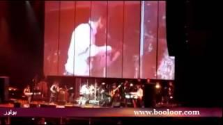 محمدرضا گلزار در کنسرت شادمهر عقیلی