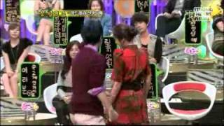 Lee Seunggi, Yoona is Watching.