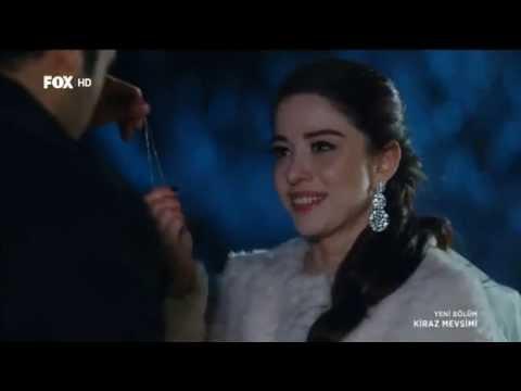 Ayaz ve Öykü Düğün şarkısı ve dansı Kiraz Mevsimi 26.Bölüm 03.01.2015