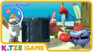 Let's Play Spongebob Schwammkopf auf Deutsch ❖ Ganze Folgen des Nintendo Wii U Spiels | Folge 3.