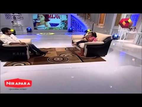Sreya Jayadeep Singing Yenno Njaanende on JB Junction Of Kairali TV