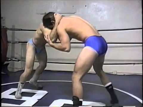 Hollywood Muscleboy Wrestling 9 Bout 3