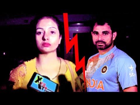 Xxx Mp4 Sex Scandal চরম বিতর্কে ভারতীয় দলের তারকা পেসার Md Shami Haseen Jahan Mohammed Shami India 3gp Sex
