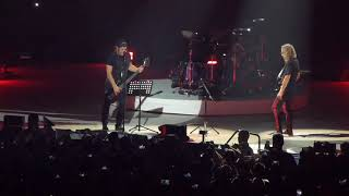Metallica plays Major Tom (Peter Schilling Cover)  live in Stuttgart Germany on April 9 2018