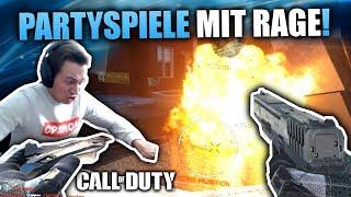 PARTYSPIELE mit RAGE  | Call of Duty