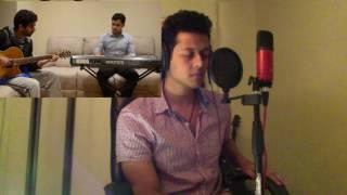 Shouvik Ghoshal - NINDIYA Live Cover | Sarbjit | ft. Ranit Shail & Agrim Ganti