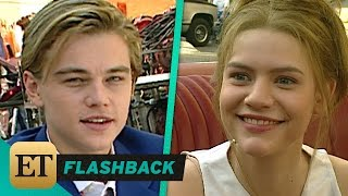 Watch Leonardo DiCaprio and Claire Danes Gush Over Each Other on the Set of 1996's 'Romeo + Julie…