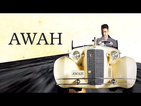 Redouane Berhil AWAH Official Lyric Clip رضوان برحيل أواه