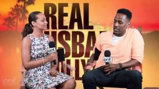Chirs Brown, Nia Long, Arsenio Hall on Real Husbands of Hollywood Season 4