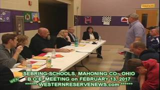 Sebring School MITCH COURT CANCELS COURT PROJECTS