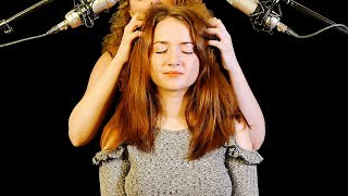 Instantly Relaxing Hair Sounds – Hair Brushing, Head Scratching & ASMR Scalp Massage Sounds