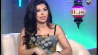 الفنانة المتألقة جومانا مراد بهلا و غلا على أبوظبي  Joumana Murad on Abudhabi TV