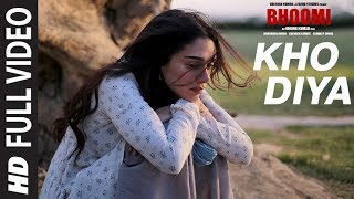 Bhoomi Kho Diya Full Video Song Sanjay Dutt Aditi Rao Hydari Sachin Sanghvi Sachinjigar