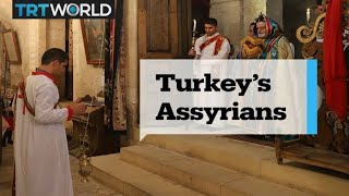 Assyrians in Turkey reclaim ownership of its history