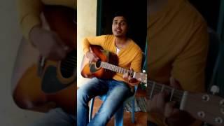 Hridayathin niramay..in guitar