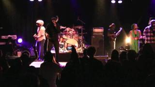 Tony Rebel - Jah Is By My Side [Live in Eindhoven, Holland 1/27/2010]