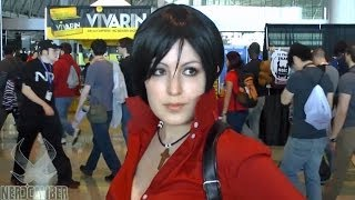 ADA WONG! Resident Evil 6 Cosplay at PAX East 2014