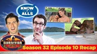 Survivor Kaoh Rong Episode 10 Recap   Know It Alls   April 20, 2016