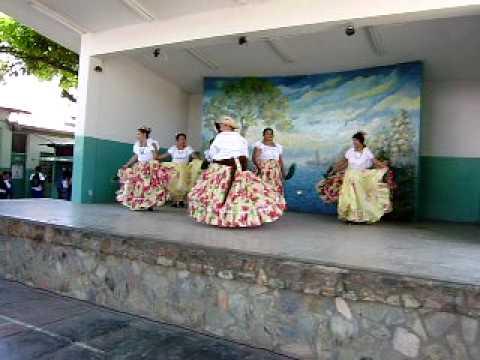 La Burra de Choroní Danzas AMEJUP