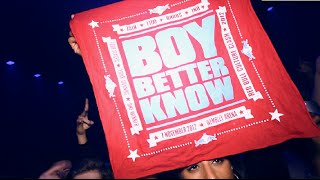 Red Bull Culture Clash 2014 (A$AP Mob, Boy Better Know, Rebel Sound, Stone Love)