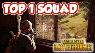 🔥 PUBG #14 : TOP 1 SQUAD FULL AR !!! + BONUS - PLAYERUNKNOWN'S BATTLEGROUNDS GAMEPLAY FR