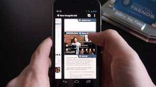 Chrome Beta for Android video impressions