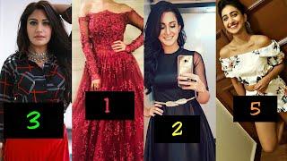 Top 10  Starplus Beautiful Actresses Of 2018 As Per Performance||Kingdom Of TellyStars