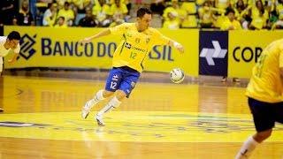Falcão Futsal - Melhores Dribles e Gols