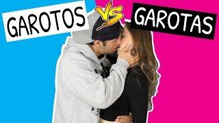 PRIMEIRO ENCONTRO COM O CRUSH | Garotos VS Garotas